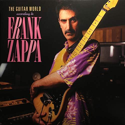 Frank Zappa: The Guitar World According To Frank Zappa (Colored Vinyl) Vinyl LP