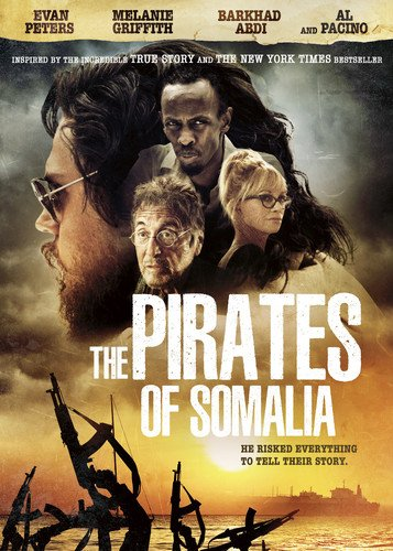 DVD : The Pirates Of Somalia (Widescreen, O-Card Packaging)
