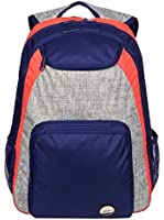 Roxy Womens Roxy Shadow Swell Colorblock Backpack Erjbp03271