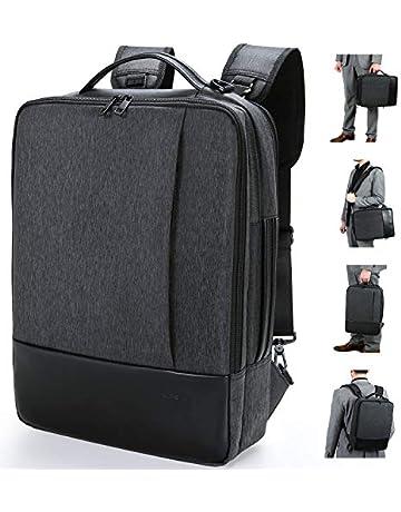 f2dd9d8231 Lifewit Sac à Dos Ordinateur Portable Laptop Backpack Rucksack avec  Couverture de Pluie Unisexe Femme Homme