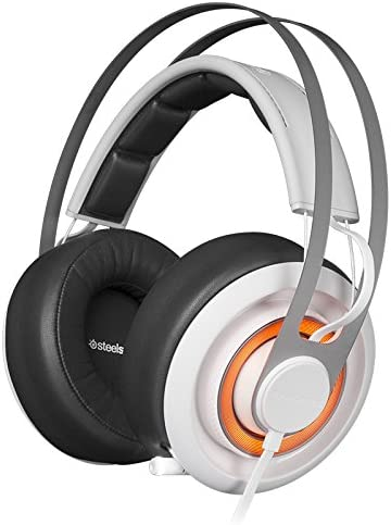 Amazon.com: Steelseries Siberia Elite Prism Gaming headset ...