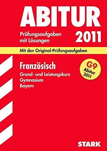 Abiturprüfung Bayern - Französisch GK/LK