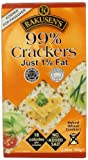 Rakusen's Cracker, 99 Percent Fat Free, Passover,5.2900-ounces (Pack of6)