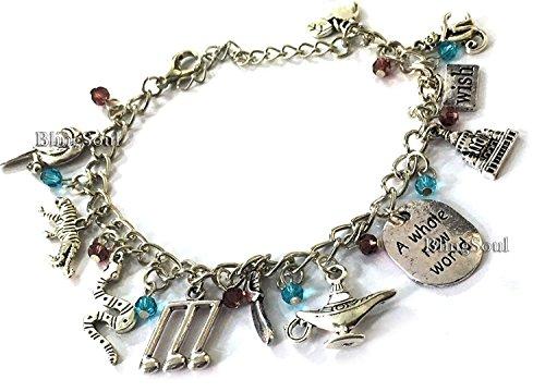 BlingSoul Aladin Charm Bracelet -