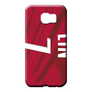 samsung galaxy s6 edge Nice Colorful Hot Style phone cover case player jerseys