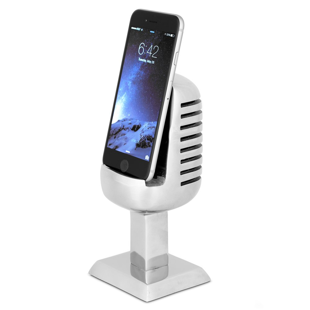 Pendulux, Stand, 7'' H x 3.25'' W x 3'' D, 1.35 lbs - Microphone by Pendulux