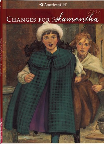 Changes For Samantha A Winter Story Book By Valerie Tripp
