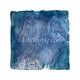 24-Inch by 24-Inch Seamless Concrete Texturing Skin, Slate Pattern GlobMarble Skin Mat SKM 2300