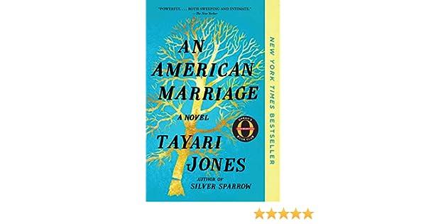 An American Marriage (Oprahs Book Club): A Novel (English Edition) eBook: Tayari Jones: Amazon.es: Tienda Kindle