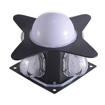 Proyector LED Exterior IP65 Impermeable Luz De Seguridad, Cruzar ...