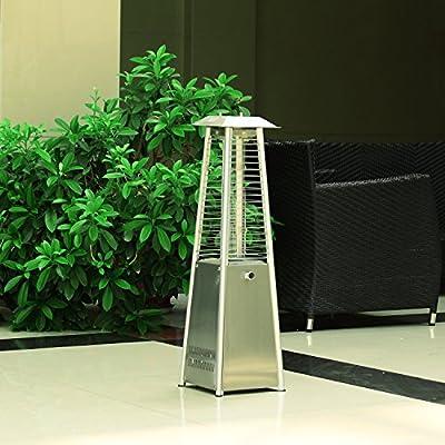 9500 BTU Propane Tabletop Patio Heater