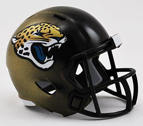 JACKSONVILLE JAGUARS NFL Cupcake / Cake Topper Mini Football Helmet by Unknown