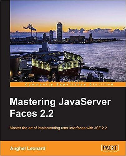 Mastering javaserver faces 22 anghel leonard ebook amazon fandeluxe Image collections