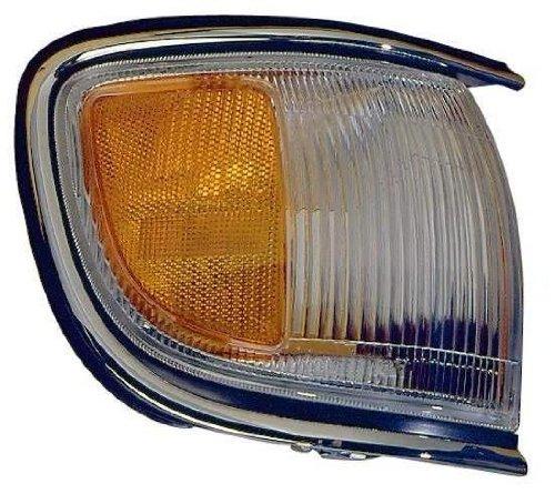 NISSAN VAN/PU PATHFINDER SIDE MARKER LIGHT LEFT (DRIVER SIDE) CHR 1996-1998
