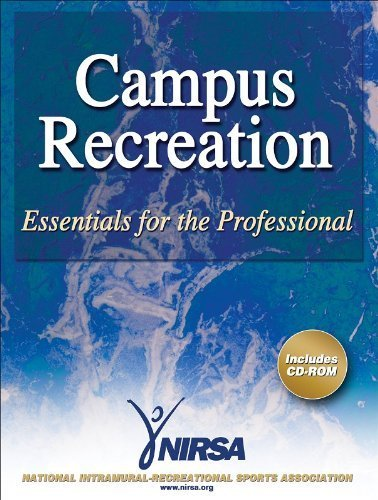 Campus Recreation: Essentials for the Professional by NIRSA (2008-01-03)