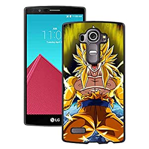 Beautiful Designed Case With Dragon Ball Z (3) Black For LG G4 Phone Case