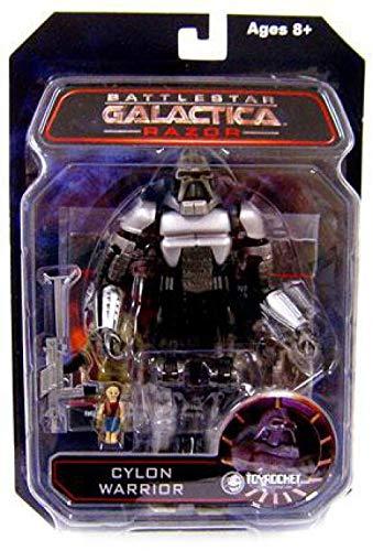 DIAMOND SELECT TOYS Battlestar Galactica: Razor: Cylon Variant Action Figure