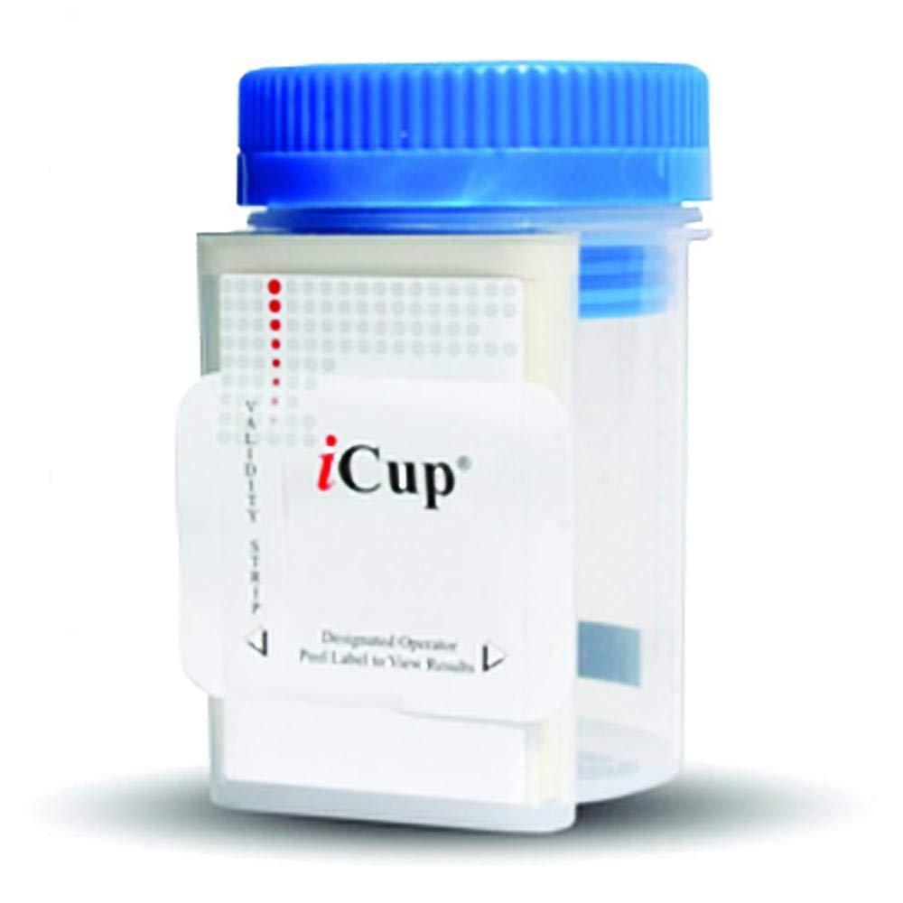 10 Panel Drug Testing iCup