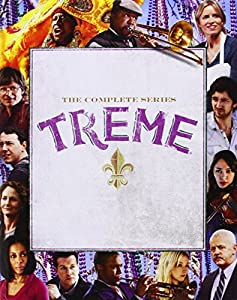 Cover Image for 'Treme: Complete Series'