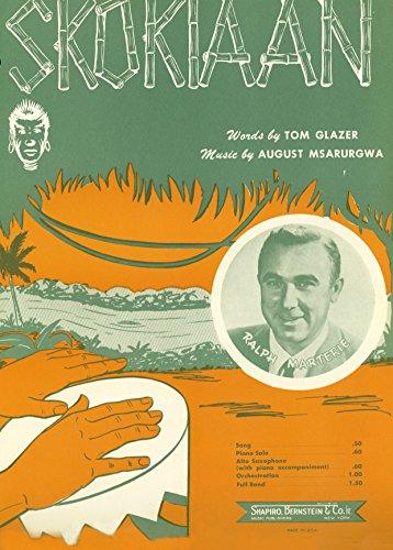 Skokiaan (South African Song): Popular Standard