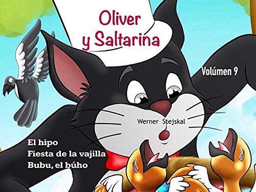 Oliver y Saltarina, Volúmen 9 (Spanish -