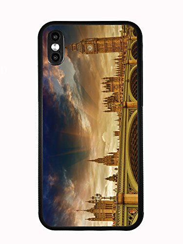 London Night Big Ben For Iphone X Anniversary Edition 2017 Case Cover by Atomic - British X