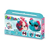 The Orb Factory Fluffables Cherry & Blueberry Double Arts and Crafts (31 Piece), Blue/Pink/White, 11.75'' x 2'' x 6''