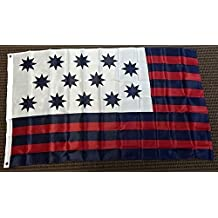 Guilford Courthouse Polyester 3x5 Foot Flag Revolutionary War North Carolina Ft