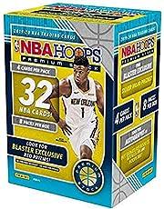 2020 NBA Hoops Premium Stock Basketball Trading Card Blaster Box