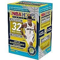2019-20 NBA Hoops Premium Stock BLASTER box (32 cards/box) photo