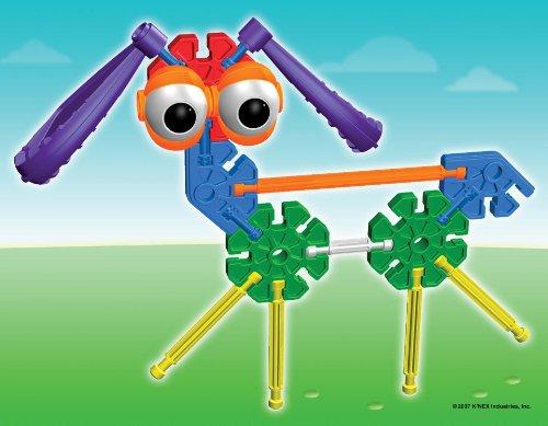 51ITrNRPH8L - K'NEX Education - Kid K'NEX Group Building Set - 131 Pieces - Ages 3+ - Preschool Educational Toy