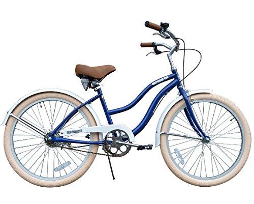 人気ブランドのおすすめビーチクルーザー11選 CALIFORNIAN BIKE(カリフォルニアンバイク) ビーチクルーザー SANTA CRUZ