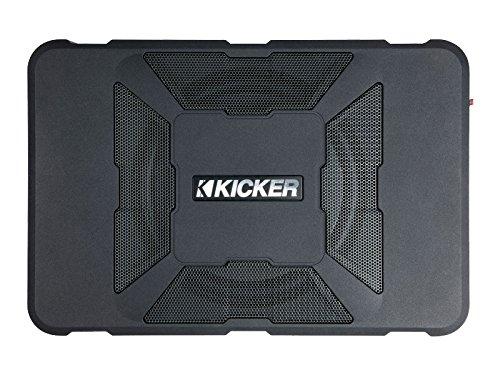 Kicker 11HS8 8'' 150W Hideaway Car Audio Powered Subwoofer Sub Enclosure HS8 by Kicker