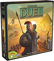 7 Wonders Duel - (English Version) - A board game by Repo from Antoine Bauza