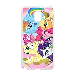 Lovely Pony Cell Phone Case for Samsung Galaxy Note4