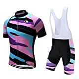 Coconut Ropamo Men's Short Sleeve Cycling Jersey