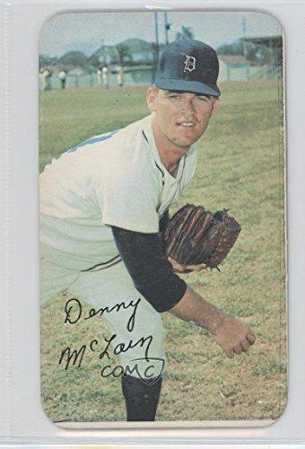 Denny McLain (Baseball Card) 1970 Topps Super - [Base] (Denny Mclain Baseball)