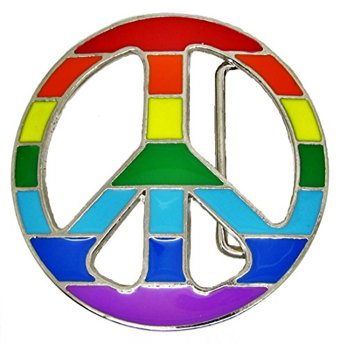 - Multicolored Peace Sign.