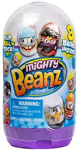 Moose Toys Mighty Beanz Slam Pack 8 Beans (6 Piece Display Case Pack) by Moose Toys (Image #1)