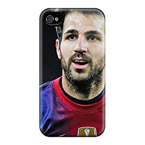 Hot Tpye Fc Barcelona Cesc Fabregas Cases Covers For Iphone 6