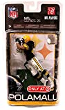 troy polamalu figure - McFarlane Toys NFL Sports Picks Series 25 Exclusive Action Figure Troy Polamalu (Pittsburgh Steelers) Black Jersey Retro Uniform