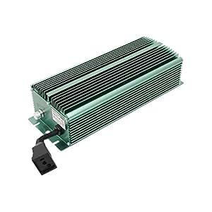 600w Watt Dimmable Digital Super Lumens HPS MH Grow Light Ballast 120v/240v + FREE E-Book