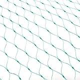 TYLife 33 Ft x 13 Ft Green Anti Bird Netting Plants