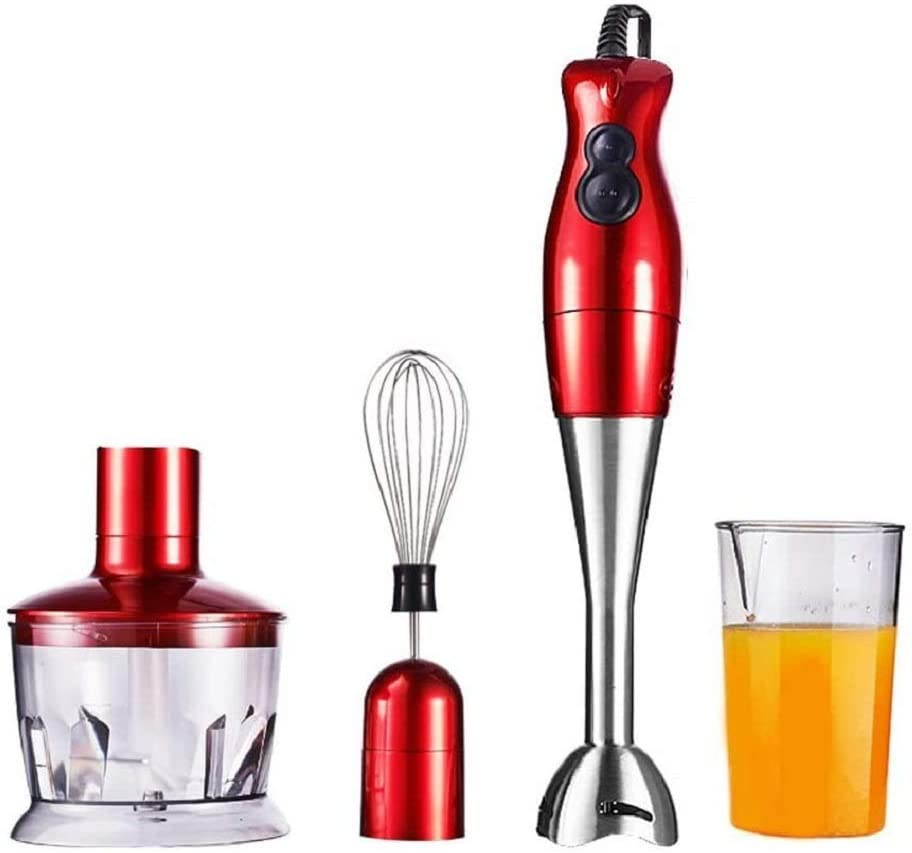 Z-COLOR 200W Hand Blender | Immersion Hand Blender | Ideal for Smoothies, Shakes, Baby Food, Soup, Grinding Ingredients, Vegetables & Fruits - [Energy Class A]