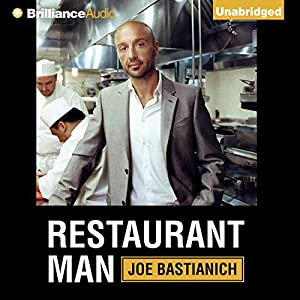 Restaurant Man Audiobook