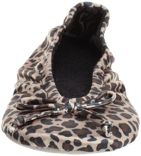 Isotoner  ISOTONER 9877H, Damen Tanzschuhe One size Gepard