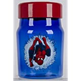 Marvel Spiderman Brand New Exclusive Designed Official Licensed Kids Digital Coin Counting LCD Display Blue Money Jar Bank