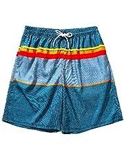 Pantalones Cortos de Playa, Pantalones Cortos de Surf Hawaianos Ocasionales, Pantalones Cortos de Verano para Hombres, Good dress, Forro elástico, METRO