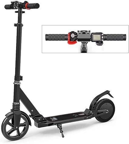 J Z Faltbarer Elektrischer Roller Fur Erwachsene Griff Lcd Display Hochstgeschwindigkeit 15 Km H 2 Wheel Maximale Ladegewicht 100 Kg Elektro Scooter Amazon De Sport Freizeit