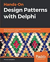 Hands-On Design Patterns with Delphi Front Cover